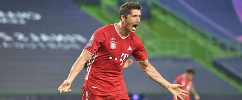 Robert Lewandowski (Bayern Munich)