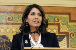 Kristi Noem rips virus lockdowns in CPAC speech: 'COVID didn't crush economy. Government did'