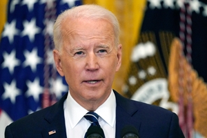 Biden to propose $2 trillion infrastructure, jobs plan funded by corporate tax hike