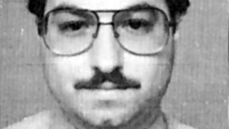 a close up of a man wearing glasses posing for the camera: American Jonathan Pollard is serving a life sentence in prison for spying for Israel. Pollard had worked as an intelligence analyst for the U.S. Navy. He was arrested in 1985 and sentenced in 1987.