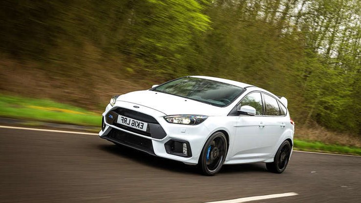 Slide 1 of 7: Ford Focus RS by Mountune
