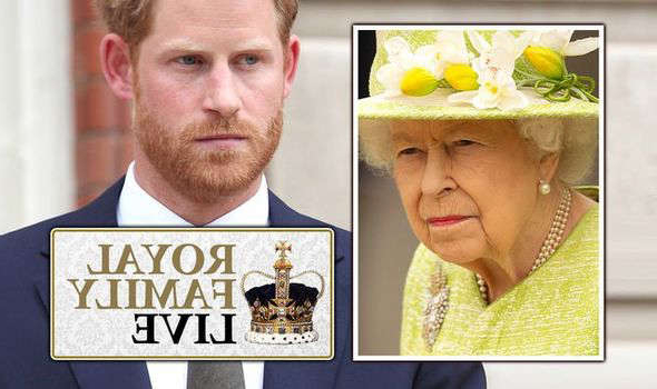 website: Prince Harry accused of snubbing six royals