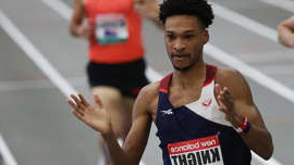 Toronto's Justyn Knight ran a personal-best 3:35.85 outdoors over 1,500 metres at the USATF Grand Prix on Saturday, the fastest time by a Canadian this year that ranks 15th on the all-time national list for men.