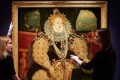 Iconic Armada portrait of Queen Elizabeth I saved by the public