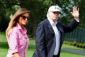 Trump and Melania reportedly compared life in the White House to being in a Venezuelan jail