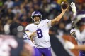 Robert Griffin III pleads with Vikings to bench Sam Bradford
