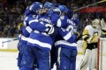 Stamkos gets 1st goal in 11 months, Lightning beat Penguins