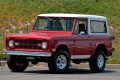 This 1968 Ford Bronco Restomod is a Clean, No-Fuss Off-Road Cruiser