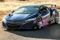 Acura NSX Dream Project Rolling Into SEMA With 610 HP