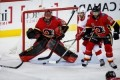 Jagr nets first as Flame in win over Red Wings