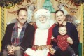 Sutton Foster Shares Rare Family Photo With 9-Month-Old Daughter Meeting Santa