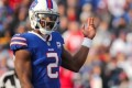 Tyrod Taylor returns to starter's role for Bills' matchup with Dolphins
