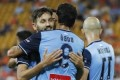 Sydney cruise to A-League win over Roar