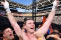 Jeff Horn happy to take hard road: Rushton