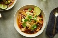 Slow Cooker Chicken Tortilla Soup is Fiesta Flavour Without the Fuss