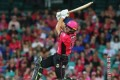 Returning Henriques seals final-ball derby win for Sixers
