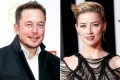 Amber Heard and Elon Musk Are 'Back Together'
