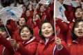 The North Korean Olympic cheerleaders have gone viral