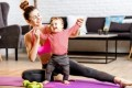 Mums reveal how they get their kids to exercise