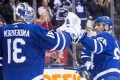 Maple Leafs' Andersen makes 40 saves in shutout win over Panthers