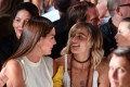Brooke Shields and Paris Jackson shared a 'pure moment' at New York Fashion Week