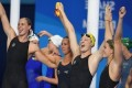 Australia break women's 4x100m freestyle world record