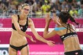 Canadian beach volleyball teams going for gold at Commonwealth Games