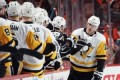The Penguins astonishingly scored 2 goals in 5 seconds