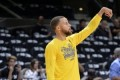 Curry cleared to take part in modified practice for Warriors