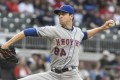 Mets waste Jacob deGrom gem as Braves win on walk-off bunt