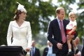 Traditions surrounding a British royal birth