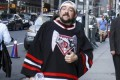 Kevin Smith says smoking weed before heart attack saved his life