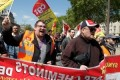 Rail workers strike across France to protest labor changes