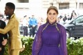 Met Gala 2018: Princess Beatrice adds a touch of royal glamour to star-studded event in sweeping lilac gown