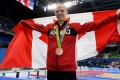 Decorated Canadian swimmer Hilary Caldwell announces retirement