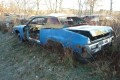 Junkyard Find: 1973 Plymouth Road Runner
