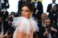 Kendall Jenner Wore a Second Naked Dress to Cannes in Less Than 24 Hours