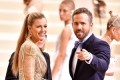 Blake Lively pays an artistic tribute to husband Ryan Reynolds