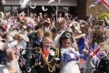 British Schoolchildren Stage Their Own Royal Wedding With Pint-Sized Meghan Markle and Prince Harry