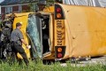 Driver of fatal New Jersey school bus crash had history of speeding tickets, license suspensions
