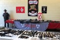 50 members of 'sinister' biker gangs arrested; dozens of illegal guns, drugs, rocket launcher seized