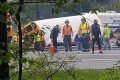 New Jersey school bus crash: Driver had several traffic violations and license suspensions