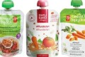 Packaging defect triggers recall of organic baby food pouches