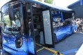 Electric paratransit bus unveiled in Montreal
