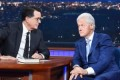 Stephen Colbert Grills Bill Clinton Over 'Tone-Deaf' Monica Lewinsky Answer