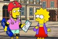 This young royal has made his debut in the Simpsons