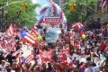 A parade and a prayer: Puerto Rico, eight months later