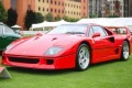 Era-defining supercars wow London crowds