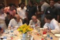 Pranab Mukherjee among Congress, Oppn leaders attend Rahul Gandhi's Iftar party