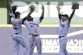 Cain, Chacin pace Brewers past Cubs, 1-0